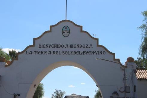 Mendoza - llegada