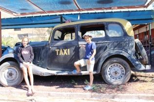 Baja - autos antiguos